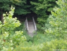 NY: Bridge over a brook just north of RPH Shelter. by refreeman in Trail & Blazes in New Jersey & New York