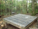 Race Brook Falls Campsite: Tent Platforms by refreeman in Trail and Blazes in Massachusetts