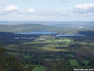 View from Lion's Head (east): Twin Lakes by refreeman in Views in Connecticut