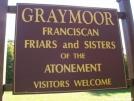 Graymoor Friary Pavillion and Campsite, NY: Main Sign