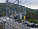 NY: Bear Mountain Bridge over the Hudson River
