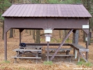 Silver Hill Campsite in CT: Pavilion Front
