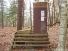 Silver Hill Campsite in CT: Privy by refreeman in Connecticut Shelters