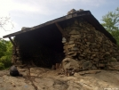 NY: West Mountain Shelter, Right Side