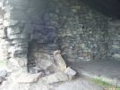 NY: West Mountain Shelter, Left Fireplace by refreeman in New Jersey & New York Shelters
