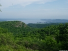 NY: West Mountain Shelter, View