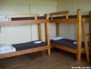 Bunk bedroom at Bascom Lodge