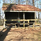 Blue Mountain Shelter GA