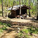 Low Gap Shelter GA