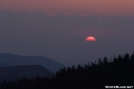 Clingman's Dome Sunset by Ratbert in Views in North Carolina & Tennessee