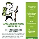 Appalachian Trail Study 2016