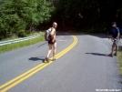 Naked hiker day by crazylegscrim in Thru - Hikers
