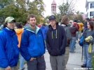 Nutbag, Bridge & Shurpa @ the gathering by crazylegscrim in Thru - Hikers