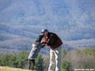 Max Patch kisses by little bear in Views in North Carolina & Tennessee
