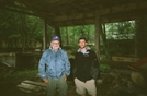 "Mark ""doc"" Mccorkle And The Dude - Hemlock Hollow Hostel by Anumber1 in Thru - Hikers"