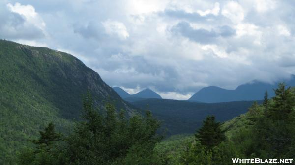 View From Zealand Falls Hut, Nh