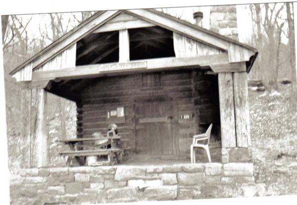 Snp Doyles River Cabin Whiteblaze Gallery