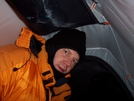Roans On The Coldest Night Of 2010 by Joey in Trail & Blazes in North Carolina & Tennessee