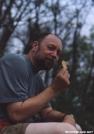 mmmmmmmm Ritz crackers! by Jaybird in Faces