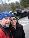 """jaybird & Spunky""-New Years Day hike"