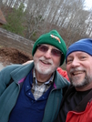 """""""Model T & Jaybird""""-New Years Day hike"""