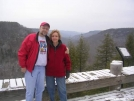 Jaybird & D-bird @ Fall Creek Falls SP (TN) by Jaybird in Trail & Blazes in North Carolina & Tennessee