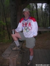 """No Joke"" by Jaybird in Thru - Hikers"