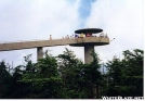 Clingmans Dome Tower by Jaybird in Views in North Carolina & Tennessee