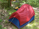My Bivy Tent by Jaybird in Faces of WhiteBlaze members
