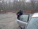 """Jigsaw"" Starts In The Rain @ Springer by Jaybird in Faces of WhiteBlaze members"