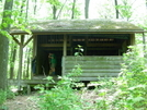 Peters Mtn Shelter by Jaybird in Views in Maryland & Pennsylvania