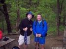 Jaybird & Jigsaw @ Lamberts Meadow Shelter by Jaybird in Faces of WhiteBlaze members
