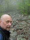 Jaybird & The Rocks! by Jaybird in Thru - Hikers
