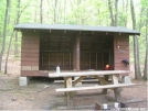 Jenny Knob Shelter by Jaybird in Virginia & West Virginia Shelters