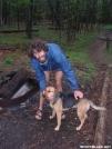 """""""Matt & U-dog"""" by Jaybird in Thru - Hikers"""