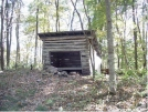 McQueens Knob Shelter by Jaybird in Views in North Carolina & Tennessee