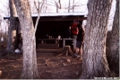 Standing Indian Shelter by Jaybird in North Carolina & Tennessee Shelters
