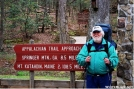 Tipperary @ Amicalola start by Jaybird in Thru - Hikers