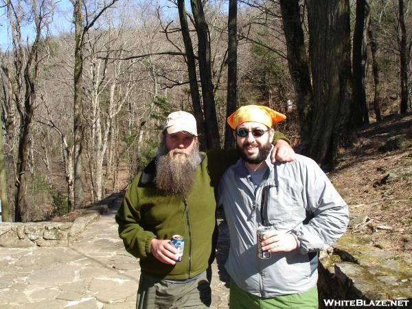 Neel's Gap Trail Magic March 18 2006