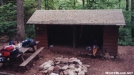 Bobbletts Gap Shelter by Uncle Wayne in Virginia & West Virginia Shelters