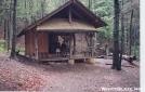 Bryant Ridge by Uncle Wayne in Virginia & West Virginia Shelters