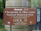 C & O Canal by Uncle Wayne in Sign Gallery