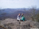 View from Blood Mountain by Uncle Wayne in Views in Georgia
