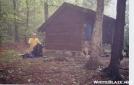 Cornelius Creek by Uncle Wayne in Virginia & West Virginia Shelters