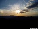 Max Patch Sunset by Uncle Wayne in Views in North Carolina & Tennessee
