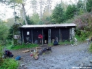Tri Corner Knob Shelter by Uncle Wayne in North Carolina & Tennessee Shelters