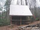 Gooch Mountain Shelter by Uncle Wayne in Gooch Mountain Shelter