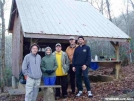 Overnighters at Gooch Mountain by Uncle Wayne in Section Hikers