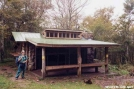 Silers Bald Shelter by Uncle Wayne in North Carolina & Tennessee Shelters