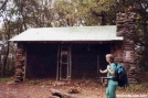 Spence Field Shelter by Uncle Wayne in North Carolina & Tennessee Shelters